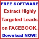 FREE Software - Siphon Thousands of Highly Targeted Leads On Facebook!