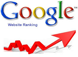 Ranking websites
